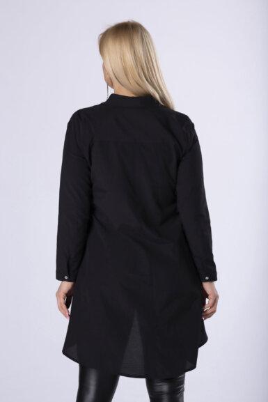 bluza-tunika-črna-zadaj-daljša
