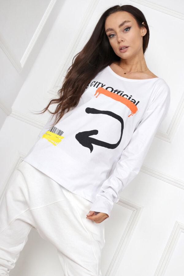 majica-bela-modna