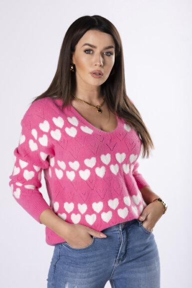 pulover-s-srcki-pink