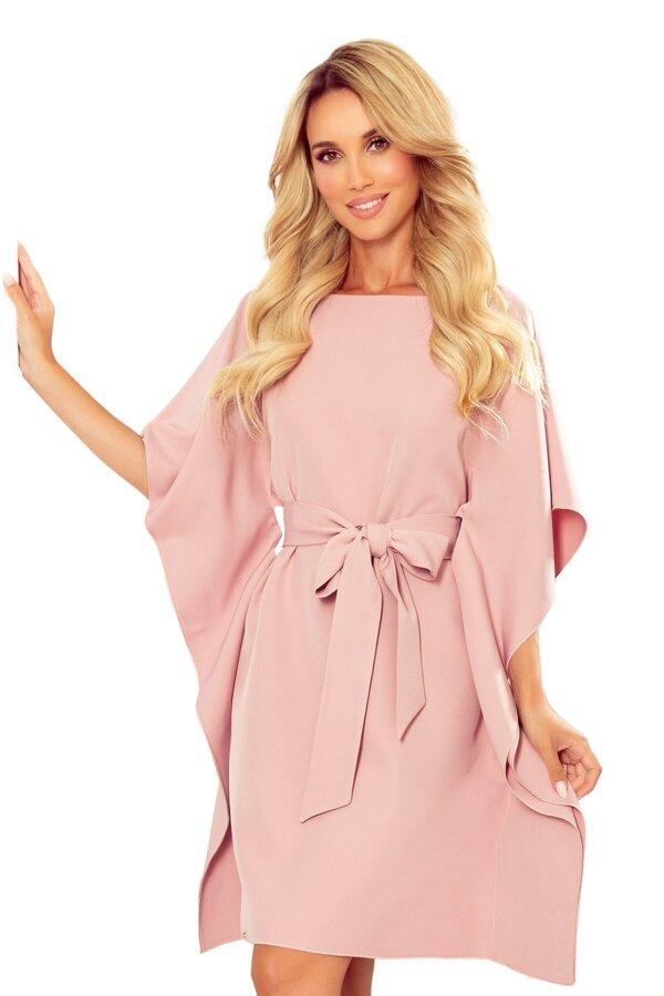 obleka-metulj-roza