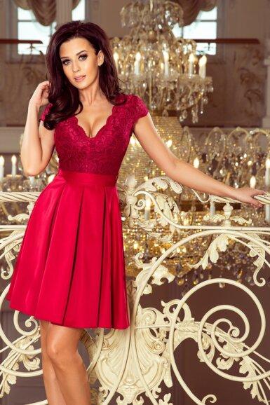 romantična-obleka-v-malinasto-rdeči-barvi