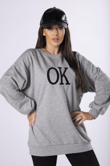 pulover-siv-bombažen-ok