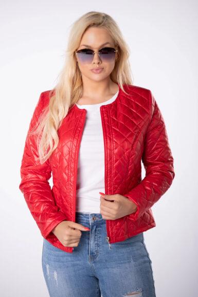 lahka-presita-jakna-rdeča