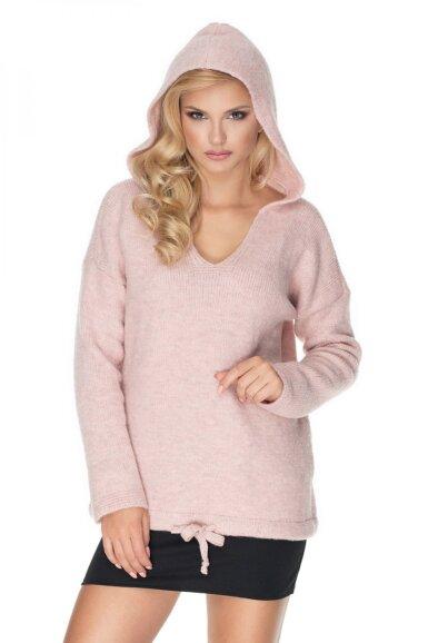 pulover-pleten-s-kapuco-več-barv