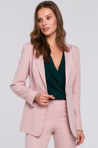 elegantni-blazer-jakna-roza-na-en-gumb