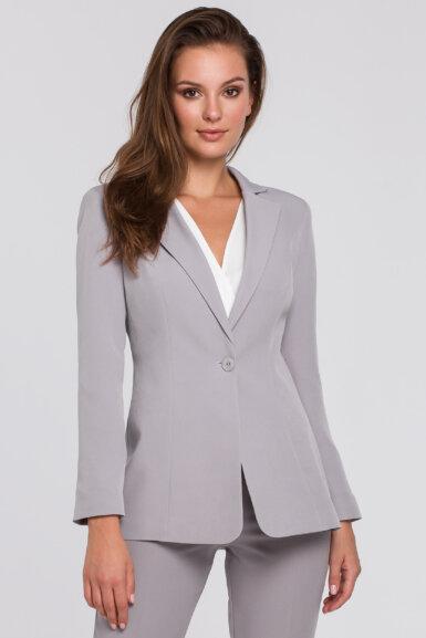 blazer-jakna-na-en-gumb-eleganten-svetlo-siv